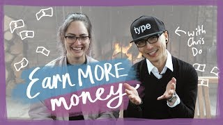 How to earn more for your design work! (with Chris Do)