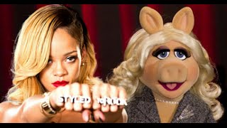"""Miss Piggy Does A Hilarious Cover Of Rihanna's """"B—h Better Have My Money"""""""