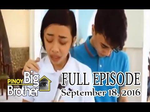 PBB Lucky Season 7 - September 18, 2016 - FULL