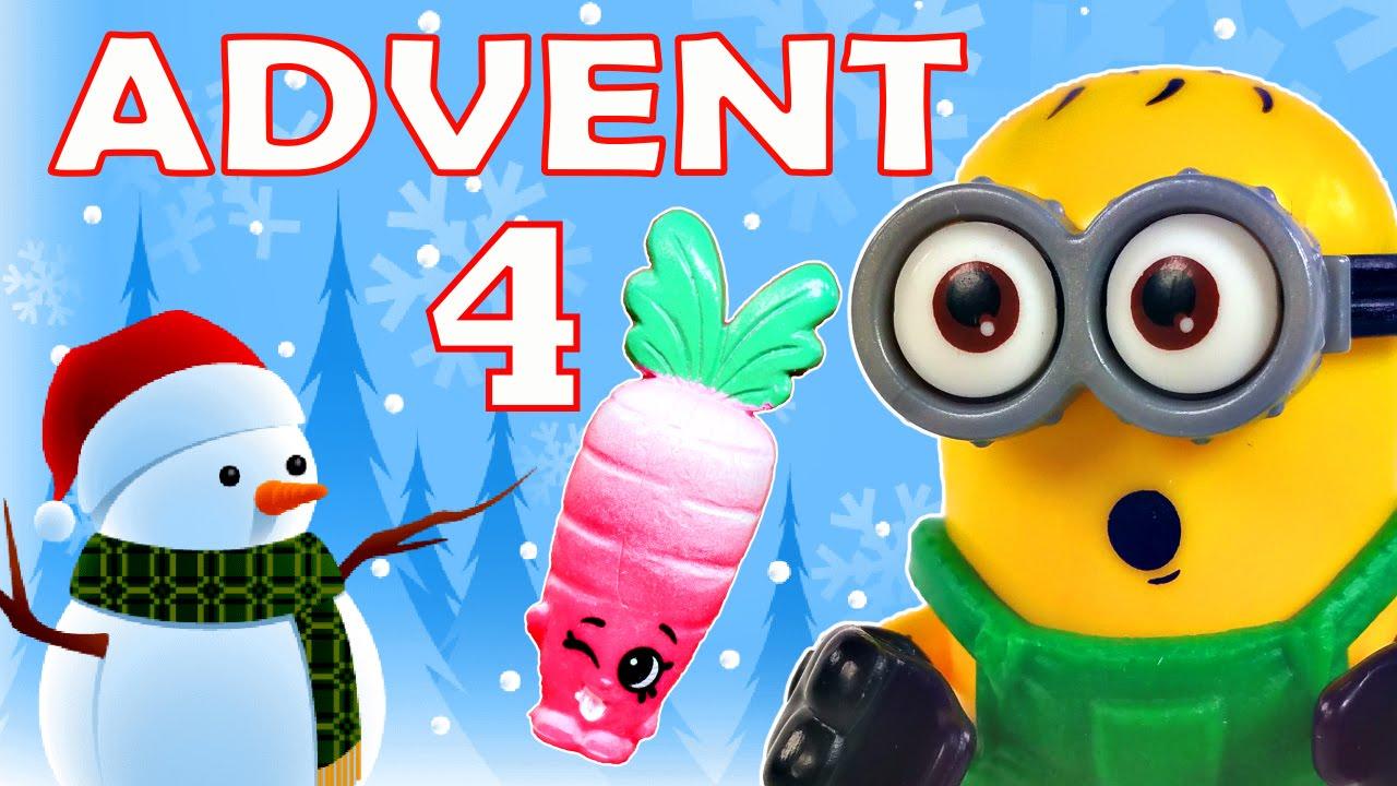 4. Advent Comic