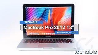 Apple MacBook Pro 2012 13 inch Specs - Refurbished MD101LL/A, MD102LL/A - A1278 Specs