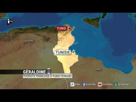 Tirs à Tunis: Géraldine, touriste retranchée au musée du Bardo, témoigne