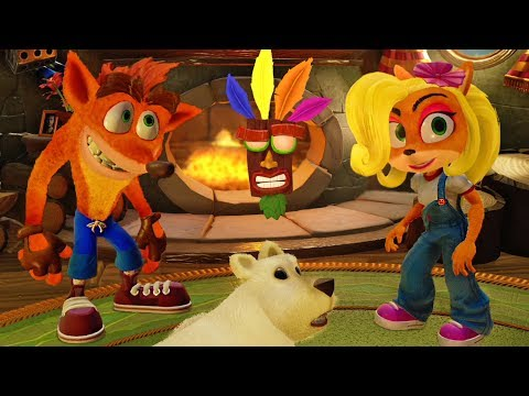 Crash Bandicoot 3 N. Sane Trilogy PS4 - 105% Playthrough en Español [1080p]