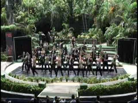 "Valley ""Choralation"" 2008 ""Bring It On""- FAME Hawaii"