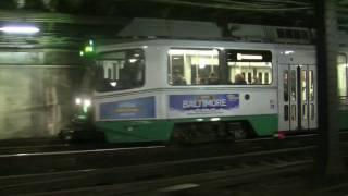MBTA Green Line Boylston Station