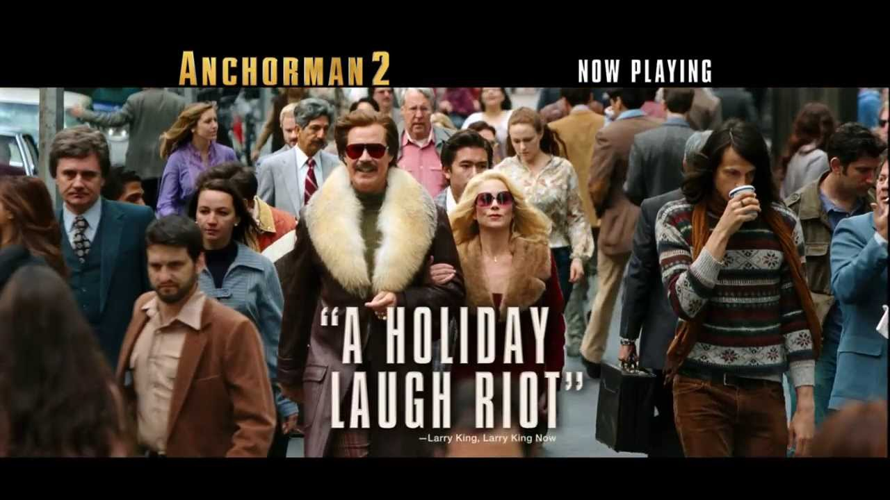 Anchorman 2: The Legend Continues -  Globe