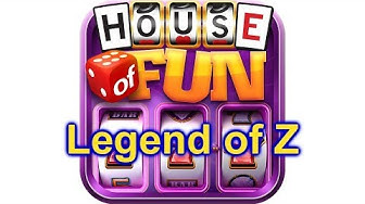 "HOUSE OF FUN Casino Slots Game How To Play ""Legend Of Z"" Cell   Phone"