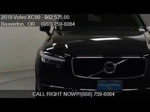 2019 Volvo XC90 T6 Momentum AWD 4dr SUV for sale in Beaverto