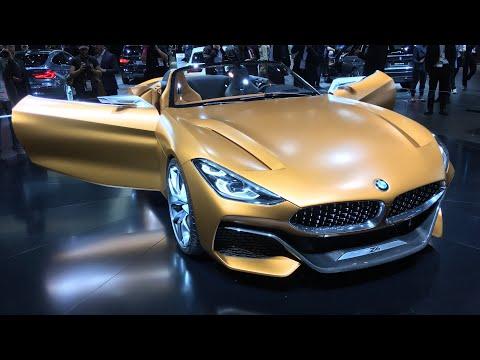 BMW Concept Z4 walkaround at Frankfurt Motor Show 2017