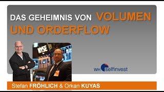 Das Geheimnis von Volumen und Orderflow mit Orkan Kuyas