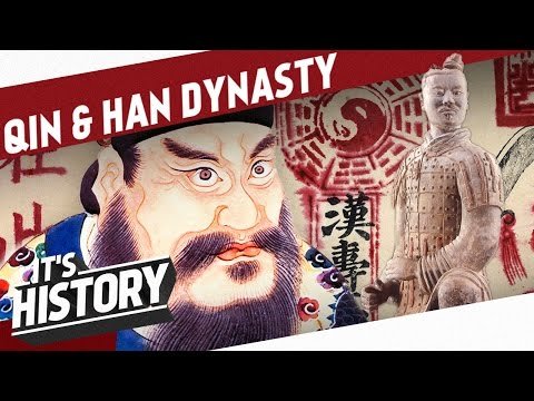 Imperial China is born! - The Qin and Han Dynasty l HISTORY OF CHINA