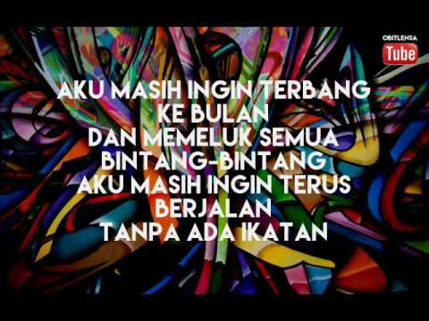 Gamma1~Jomblo Happy with lyrics