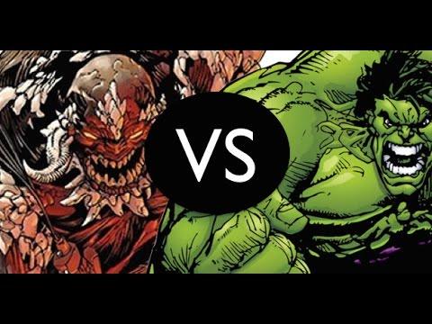 Superhero Smackdowns! Issue #1 (Hulk vs Doomsday)