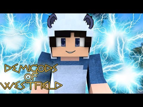 DEMIGODS OF WESTFIELD | THE POWER OF ZEUS! | EP 7 (Minecraft Percy Jackson Roleplay) from YouTube · Duration:  21 minutes 27 seconds