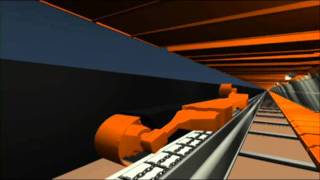 upper big branch mine disaster simulation