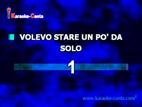 Albano - La voce del silenzio  (by karaoke-canta)