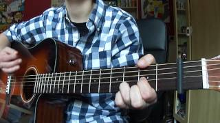 James Arthur-Impossible (Acoustic Guitar Cover)