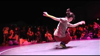 Battle International Breakdance 100% Féminin - 1ère Demi Finale