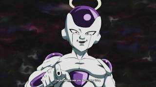 Frieza the evil badass makes Universe 9 Roselle quit after he tortures him and scares to death,Subs