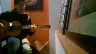 Nếu phôi pha ngày mai - Đ.A Cover acoustic guitar