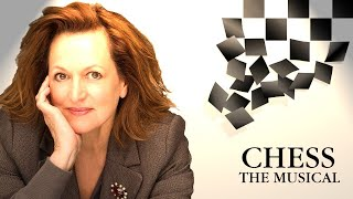 BARBARA DICKSON - SOMEONE ELSE'S STORY (from the musical CHESS) ABBA