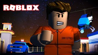 The Greatest Escape - A JailBreak Story | Roblox