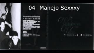 Violadores Del Verso + Kase O - Mierda (Disco Completo)