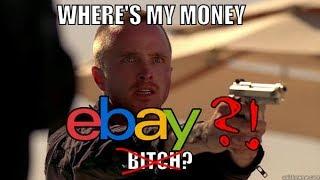 моя история: РАЗВОД на eBay на 10968 ! Как вести спор в PayPal