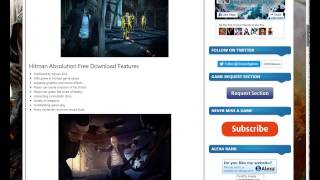 How To Download & Install ( Hitman Absolution ) For PC