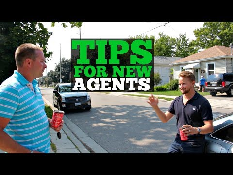 Realtor Tips with Jeff Wybo: Tips for New Real Estate Agents