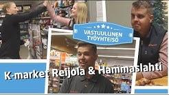 Vastuullinen työyhteisö - K-market Reijola & Hammaslahti