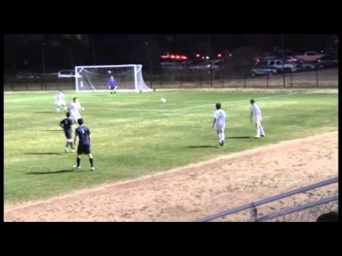 Justin Dinh #5 Varsity Soccer Highlights 2014