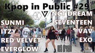KPOP IN PUBLIC #29 (Everglow, Sunmi, Baekhyun, RedVelvet, Itzy, NCT, Seventeen, VAV)
