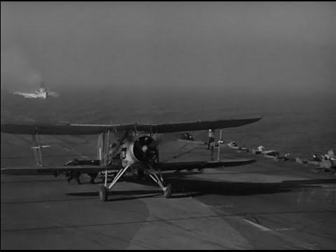 Fairey Swordfish Flight Deck Operations