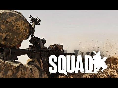 Pc Game Suqad Livestream Realistic Military Combat