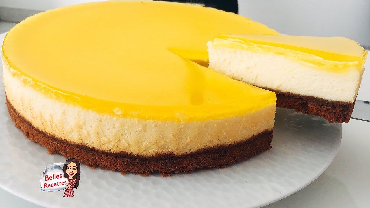 Chease Cake Au Citron