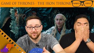 CAN'T BELIEVE IT ENDED LIKE THAT - GoT Series Finale Review