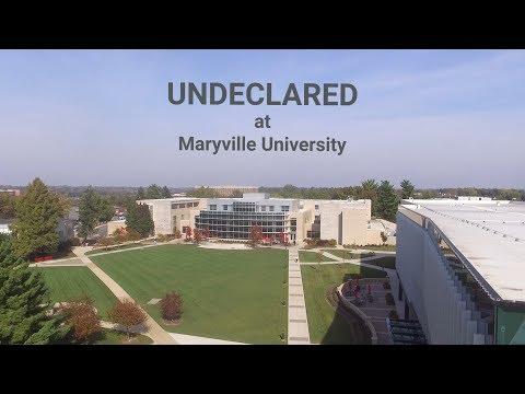 Undeclared at Maryville University