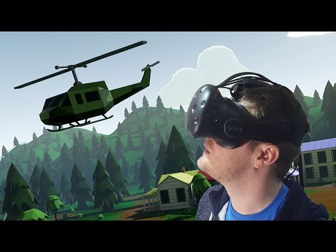 Out of Ammo - HTC Vive - Virtual Reality RTS + FPS?!