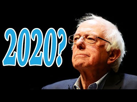 Bernie Preparing For 2020?