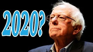 Bernie Preparing For 2020?