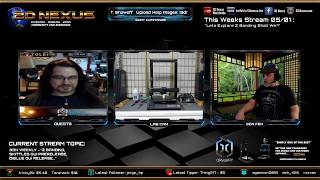 "3DN Weekly Live Stream: 05/01 10PM EST - ""Z Banding, Skittles GUI Prerelease, DiBlue GUI Release..."""