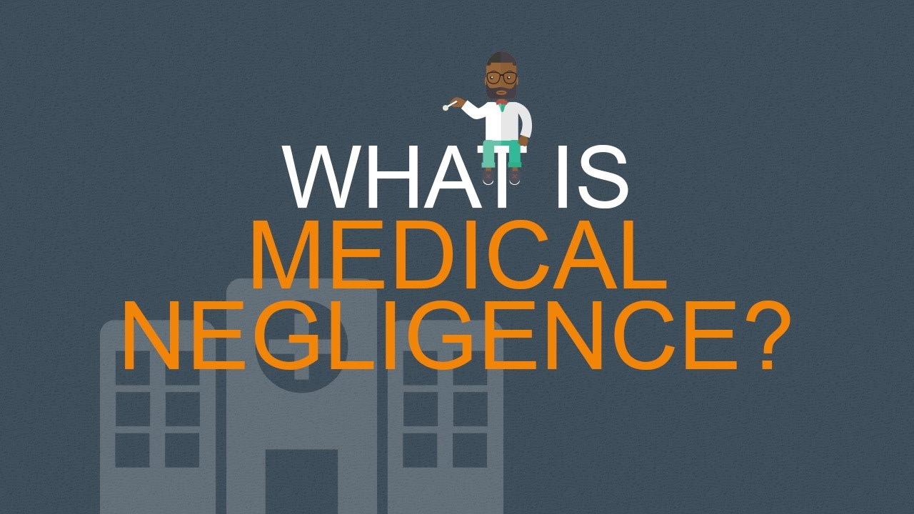 What is Medical Negligence? - First4Lawyers - YouTube
