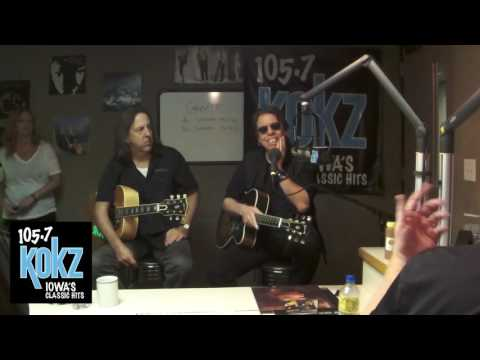 George Thorogood LIVE in KOKZ Studio!