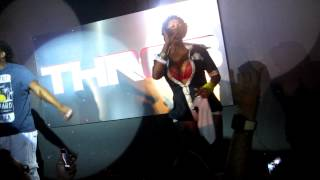 Khia - My Neck, My Back Live au Throb Nightclub Sarasota, 09.08.12 | fraichemusique