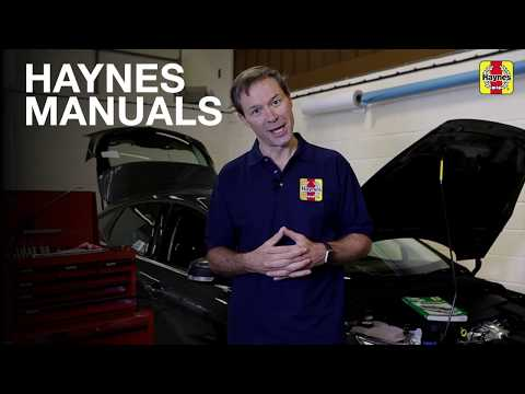 Welcome to Haynes Manuals