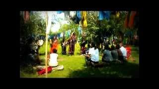 Tuvan Shamans Ritual - Tuva Shaman Ayini