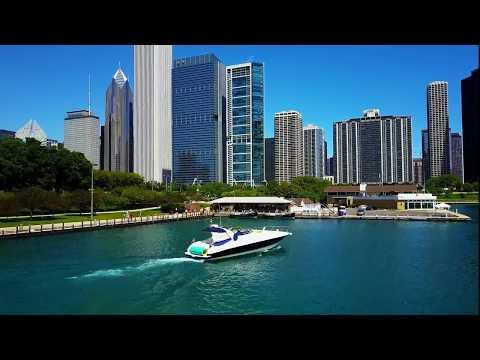 DJI Mavic Pro | Chicago Millennium Park | Aerial Drone Footage | 4K
