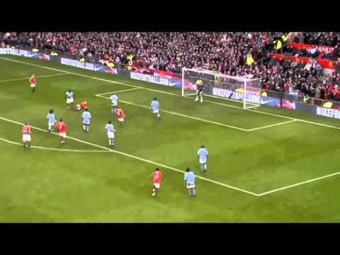 Wayne Rooney: rovesciata in Manchester United vs Manchester City 2-1