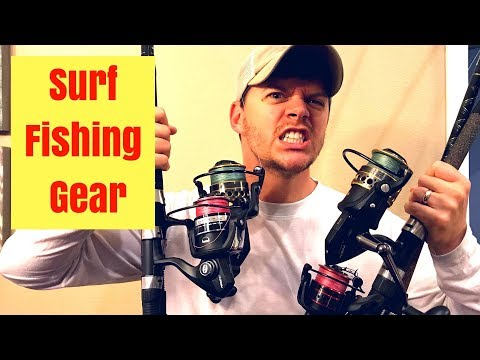 Surf Fishing Gear | Surf Casting Lures | Pompano Fishing